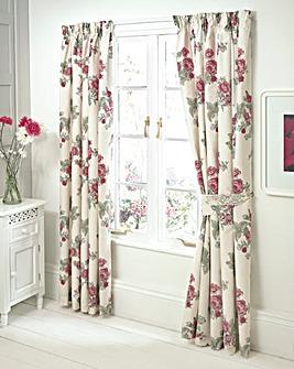 Florentine Lined Curtains & Tie Backs