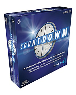Countdown The Boardgame