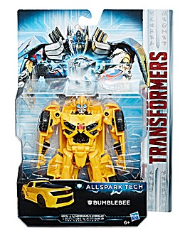Transformers 5 Power Cube Figures