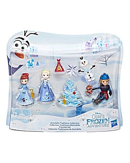 Disney Frozen Doll Holiday Special Pack