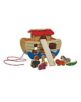 Wooden Noah