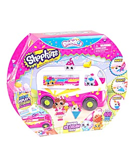 Beados Shopkins Ice Cream Truck