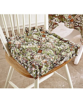 William Morris Dining Booster Cushion