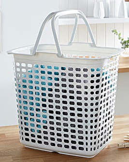 Big Laundry Basket with Handle