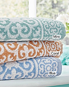 Arabesque Bath Sheet