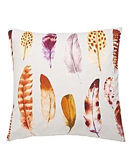Feathers Digital Printed Cushion