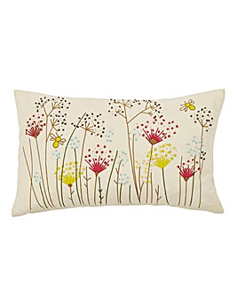 Autumn Winter Embroidered Cushion Cover
