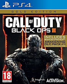 Call of Duty Black Ops III GOLD Edition