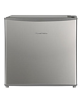 Russell Hobbs SS Effect Table Top Fridge