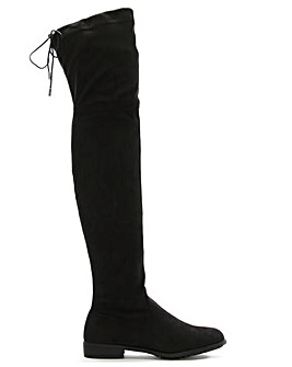 DF By Daniel Nate Over The Knee Boots