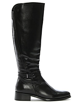 Daniel Sleeper Vent Knee High Boots