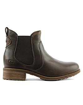 UGG Bonham Waxed Leather Chelsea Boot