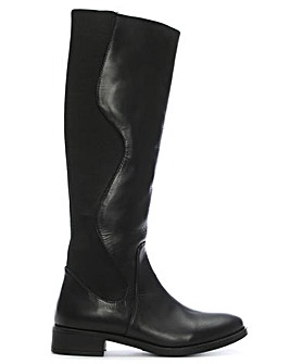 DF By Daniel Peelaw Stretch Knee Boots