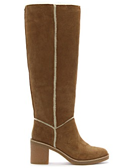 UGG Kasen Tall Suede Knee Boots