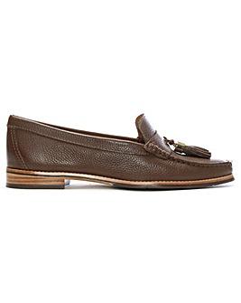 Daniel Tuler Leather Tasselled Loafers