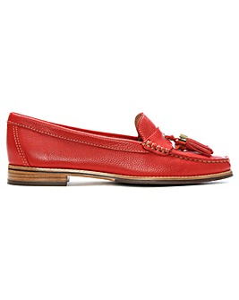 Daniel Tuler Leather Tasselled Loafers