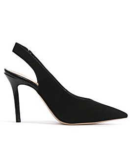 Daniel Slings Suede Sling Back Courts