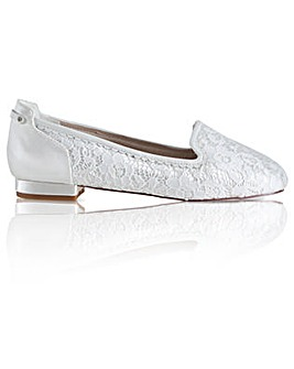 Perfect Alice Lace Loafer