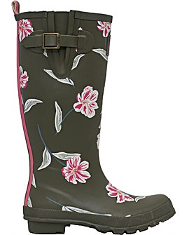 Brakeburn Summer Bloom Welly