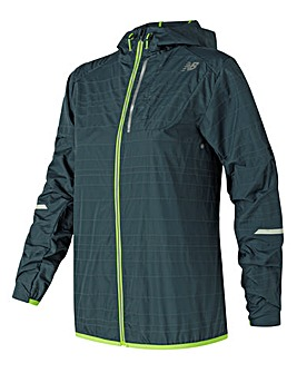 New Balance Packable Reflector Jacket