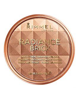 Rimmel Radiance Shimmer Brick - Light