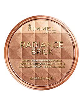 Rimmel Radiance Shimmer Brick - Medium