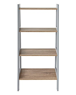Oliver 4 Tier Ladder Shelf