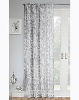Madison Floral Voile