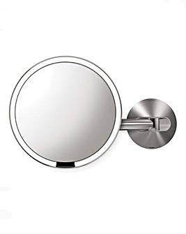 Simple Human Wall Mount Sensor Mirror