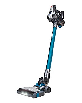 Hoover 22V Pet Turquoise Cordless Vacuum
