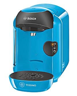 Bosch Tassimo Vivy Blue Coffee Machine