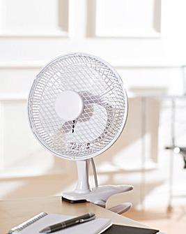 Europasonic 6 Inch Click On Fan
