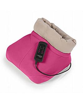 Carmen Shiatsu Foot Warmer Massager