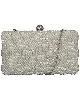 Claudia Canova Hard Case-pearl Covered