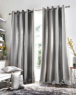 Petra Stripe Woven Blockout Curtains