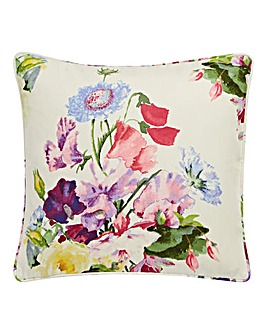 Bouquet Filled Cushion