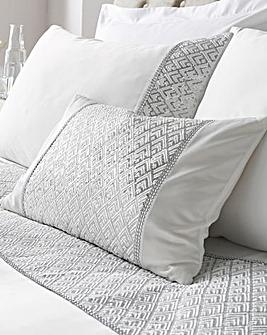 Shimmer Embellished Boudoir Fill Cushion