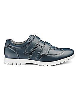 Flex Touch & Close Shoes Wide Fit