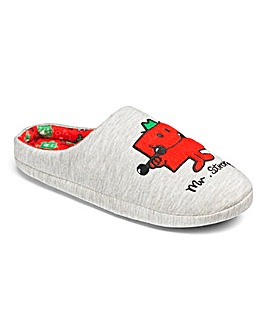 Mr Strong Mule Slipper