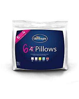 Silentnight Microfibre Pillows -6