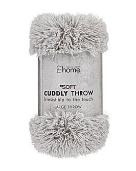 CL Fluffy Throw