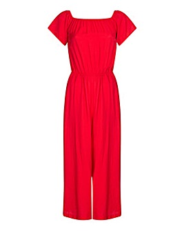 Yumi Curves Off Shoulder Jumpsuit