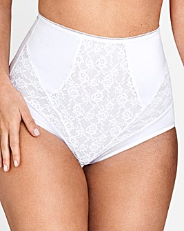 Miss Mary Supportive Lace Pantee Girdle