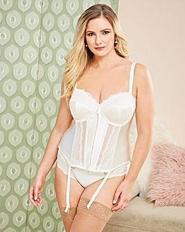Elomi Maria Cream Basque