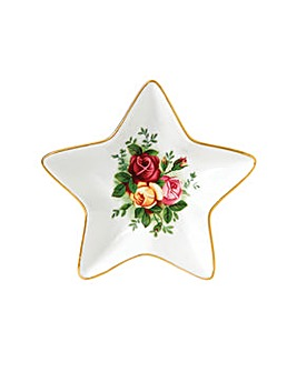 Royal Albert OCR Star Tray