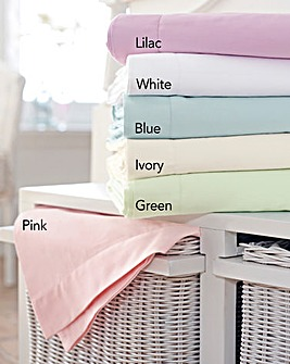 400 Thread Count Extra Deep Fitted Sheet