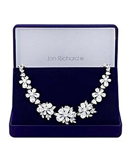 Jon Richard Botanical Statement Necklace