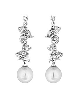 Alan Hannah Pearl Drop Earring