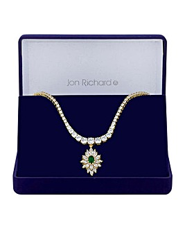 Jon Richard Drop Necklace