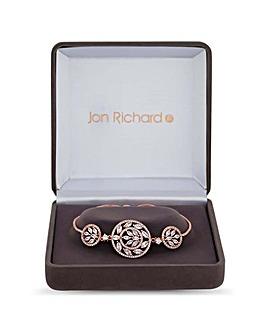 Jon Richard Circle Toggle Bracelet